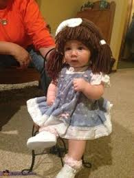 Cabbage Patch Doll Halloween Costume Cabbage Patch Doll Costume Costumes Costume Works Halloween