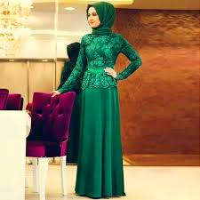 aliexpress com buy arabic evening dresses with long sleeves