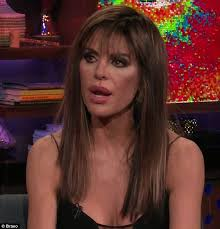 lisa rinna hair stylist wwhl lisa rinna admits to not regularly watching rhobh daily