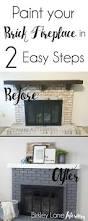 Wohnzimmer Neu Streichen Die Besten 20 Ziegelkamin Streichen Ideen Auf Pinterest Ziegel