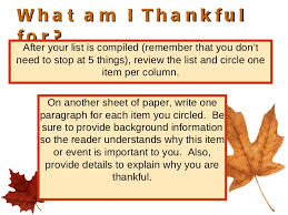 Paragraph About Thanksgiving Thanksgiving November Themed Writing Activities