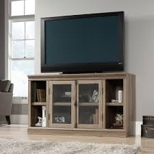 sauder tv stands barrister lane 414729 corner media console media