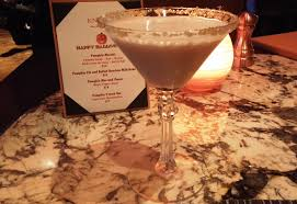 martini bacon entyse at the ritz carlton tysons corner offering pumpkin pumpkin