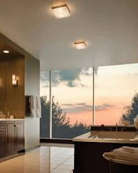 Bathroom Lighting Ideas Ceiling Appealing Bathroom Illuminate Your With Bright Ceiling Lights