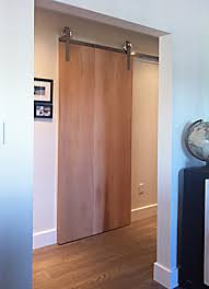 Barn Doors Houston by Interior Sliding Barn Door For Home With Glass Windows Decofurnish