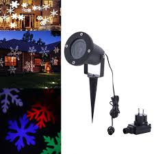 Led Snowflake Lights Outdoor by Laser Party Picture More Detailed Picture About 1pcs Christmas