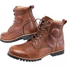 brown moto boots spirit motors urban stiefel fc moto de equipamiento de moto