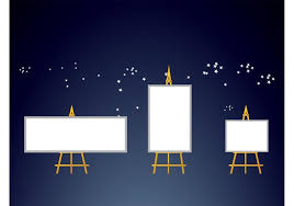 easel free vector art 15252 free downloads