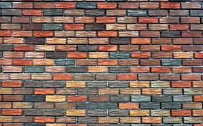 download wallpaper 3840x2400 wall stone brick background