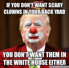 Scary Clown Meme - clown sighting