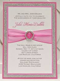 what to write on quinceanera invitations dhavalthakur
