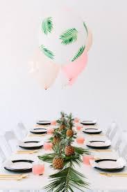 Dinner Table Decor Best 25 Luau Table Decorations Ideas On Pinterest Luau Party