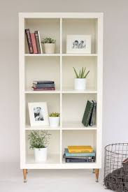 libreria kallax kallax ikea hack tutorial adding a back board and ours is