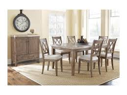 steve silver franco casual marble dining room group hudson u0027s