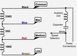 4 speed blower motor wiring diagram kwikpik me