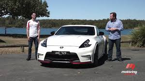 nissan 370z nismo body kit nissan 370z nismo 2017 review motoring com au