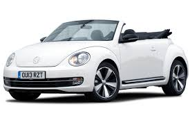gold volkswagen beetle volkswagen beetle cabriolet review carbuyer