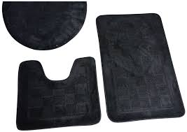 bath mats set luxury bath rugs with creative motif decoration luxury bath rugs