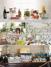 baby shower table ideas dessert tables for baby showers popsugar