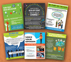 free flyer designs flyer templates everyday democracy