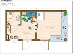 level one of plan 95939 shed pinterest pool houses bath and bar