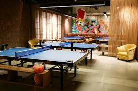 Bathtub Gin And Co Seattle Spin A 12 000 Square Foot Ping Pong Bar Bounces Into Philly