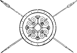 100 ancient greek coloring pages awesome turkey flag coloring