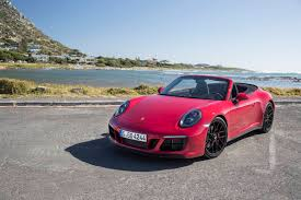 2017 porsche 911 carrera 4 gts review gtspirit