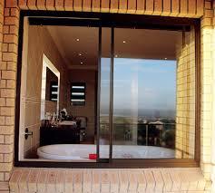 fabric sliding panel blinds window panel insulated sliding window