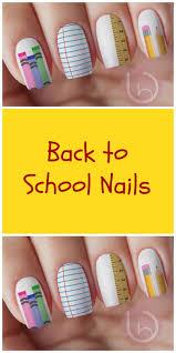 121 best inspired nail art images on pinterest schools