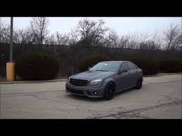reventon matte grey mercedes c63 by auto art youtube