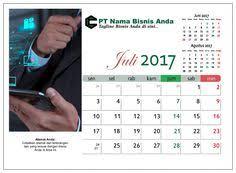 desain kalender meja keren kalender islami haniefa kreasi nasional tahun 2015 pemandangan