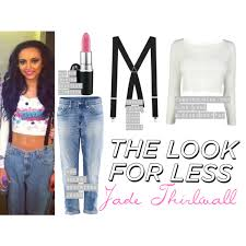 what hair styles suit braces jade thirlwall inpired outfit jade thirwall jadethirwall