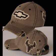 hossrods com chevy camo frayed buck hat rod accessories