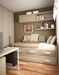 Bedroom No Wall Space Bedroom Magnificent Small Beige Bedroom Decoration Using Beige