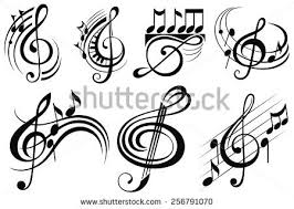 music tattoo stock images royalty free images u0026 vectors