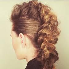 women of france hair styles best 25 faux hawk hairstyles ideas on pinterest braided faux
