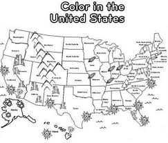 Maps Coloring Pages Usa Maps Coloring Pages Usa Bulk Color Coloring Pages Usa