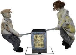 Life Size Posable Skeleton Halloween Life Sized Animated Pennywise It Clown Movie Animatronic Prop