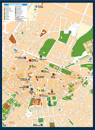 Bari Italy Map by Lecce Tourist Map Lecce Italy U2022 Mappery