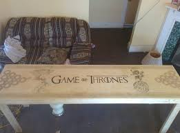 build a beer pong table diy game of thrones beer pong table thechive