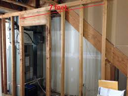 basement wall support i beams basement ideas