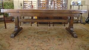 10 ft farmhouse table 10 ft english oak farmhouse table farmhouse extender for sale