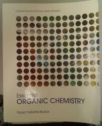 essential organic chemistry custom edition for utah state
