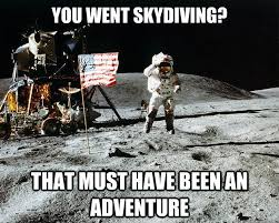 Astronomy Memes - unimpressed astronaut know your meme