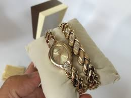 gold tone bracelet images Armitron women 39 s 75 3901chgpst swarovski crystal accented gold jpg