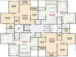 gulmohar county talegaon 2 bhk flat floor plan 693 6 carpet 68
