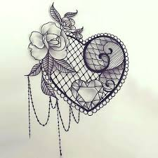 27 best heart tattoos images on pinterest heart tattoos
