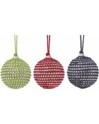 get this last minute shopping deal on ornaments balls hanging