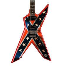 Rebel Flag Iphone 4 Case Dean Dimebag Dixie Rebel Electric Guitar Flag Graphic At
